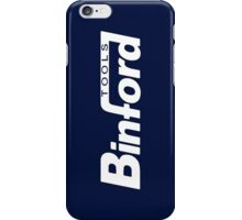 Binford Tools t-shirt - Home Improvement, Tim Taylor, Tool Time, The Tool Man iPhone Case/Skin