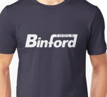 Binford Tools t-shirt - Home Improvement, Tim Taylor, Tool Time, The Tool Man Unisex T-Shirt