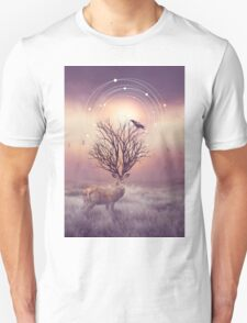 In the Stillness Unisex T-Shirt