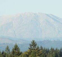 Mount St. Helen, Washington Sticker