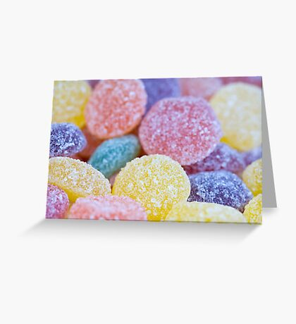 Jelly Tots Greeting Card