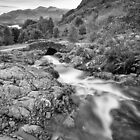Ashness Bridge, Lake District, Cumbria, UK by Chris Tarling