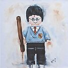 lego Harry. by Deborah Cauchi