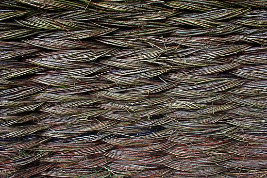 Knitted Fence in Etara, Bulgaria by Digital Editor .