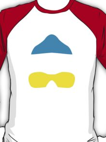 Ski Goggles & Bobble Hat T-Shirt