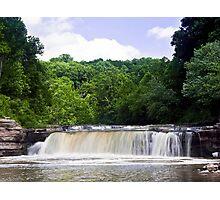 Lower Cataract Falls, Indiana Photographic Print