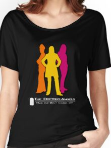 The Doctor's Angels  Women's Relaxed Fit T-Shirt