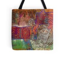 Golden Truth Tote Bag