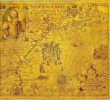 John Smith's New England by Nigel Fletcher-Jones