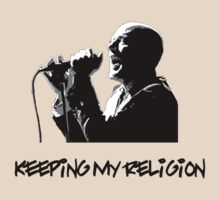 R.E.M. Keeping My Religion by rymix