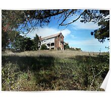 Abandoned orphanage, Goulburn Poster