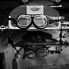 Goggles, Goodwood Revival, 2011 by herbpayne