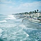 Oceanside, California1 by Rebecca Swayze