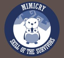 Mimicry, skill of the survivors - Penguin. Kids Clothes