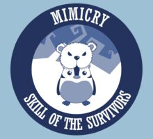 Mimicry, skill of the survivors - Penguin. T-Shirt