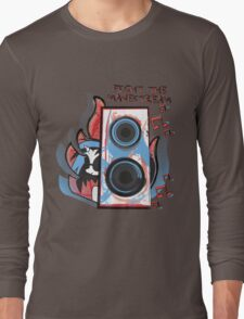 Vinyl Undergound Long Sleeve T-Shirt