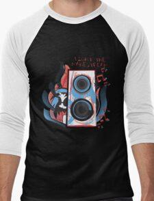 Vinyl Undergound Men's Baseball ¾ T-Shirt