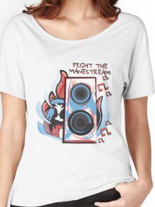 Vinyl Undergound Women's Relaxed Fit T-Shirt