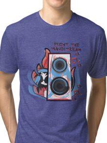 Vinyl Undergound Tri-blend T-Shirt