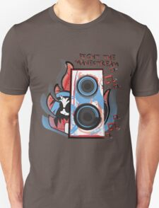 Vinyl Undergound Unisex T-Shirt