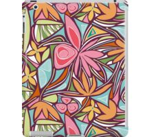 Floral Bliss Tropical iPad Case/Skin