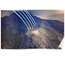 breitling air show Poster