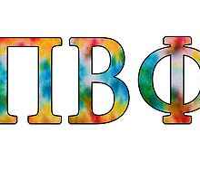 Pi Beta Phi Sticker by indianastickies