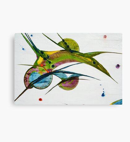 Two Birds Canvas Print