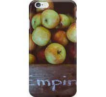 Empire Apples iPhone Case/Skin