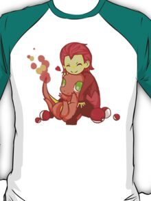 Charmander chibi. T-Shirt