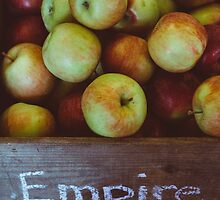 Empire Apples by Bethany Helzer