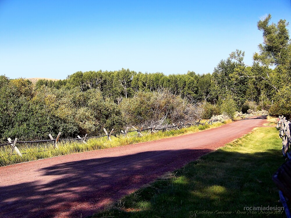 Bannack Road by rocamiadesign