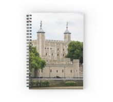 Traitor's Gate, the Tower of London Spiral Notebook