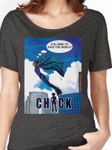 CHICK Leap Women's Relaxed Fit T-Shirt