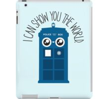 I Can Show You The World iPad Case/Skin