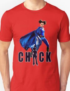 Black CHICK Pose T-Shirt