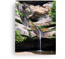Cedar Falls, Hocking Hills, Ohio Canvas Print