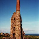 Remains of old Tin Mine, Cornwall.........! by Roy  Massicks