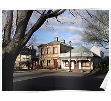 Macquarie House & Store Poster