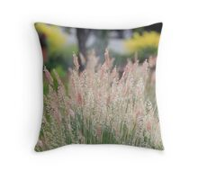 Softly Autumn Throw Pillow