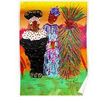 We Women Folk Poster
