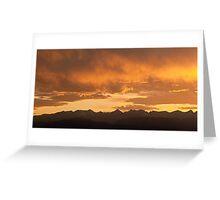 Colorado Crown Greeting Card