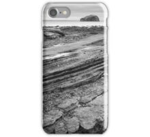 The Greta Car and the Bass Rock iPhone Case/Skin
