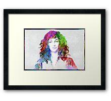 Dear Kate Framed Print