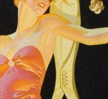 Roaring 20s - Puttin' on the Ritz! Sticker