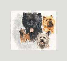 Cairn Terrier /Ghost Unisex T-Shirt