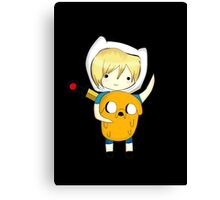 Adventure Time - Finn & Jake Canvas Print
