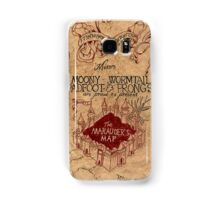 The Marauders Map 2 Samsung Galaxy Case/Skin