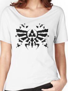 Hyrule Rorschach Women's Relaxed Fit T-Shirt