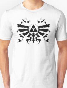 Hyrule Rorschach T-Shirt